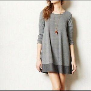 Puella Savant Herringbone Dress - xs